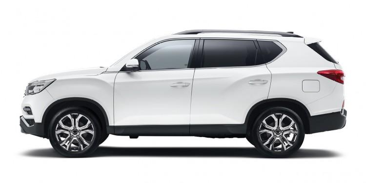 SsangYong - Rexton SUV 4x4