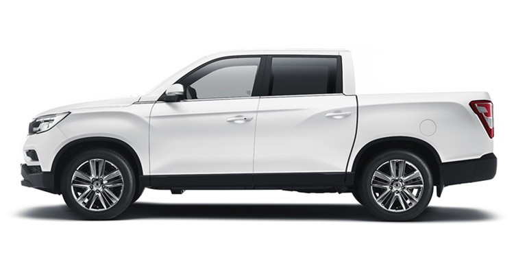 SsangYong Musso - 4x4 pickup