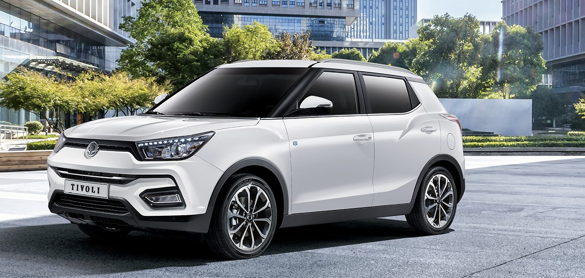 SsangYong Tivoli Forward