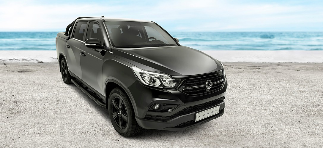 SsangYong Musso - Rhino editie