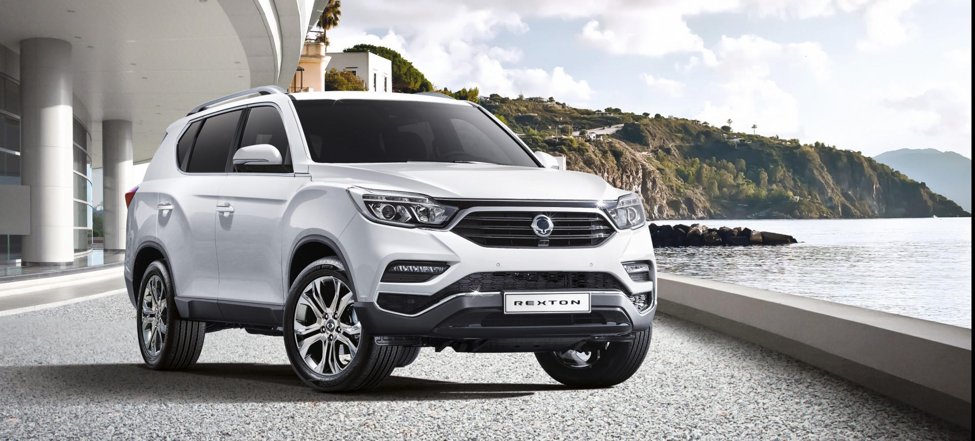 SsangYong Rexton - The new authentic SUV
